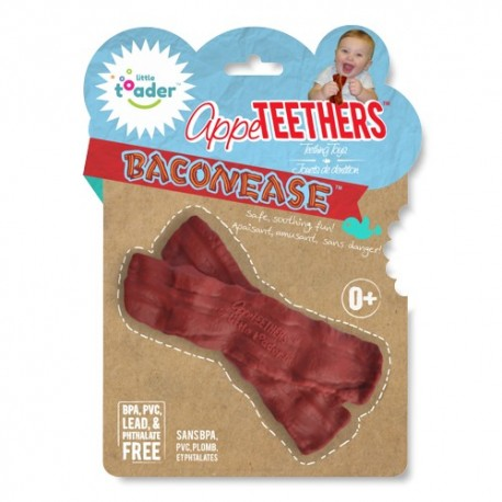 Little Toader Teether - Baconease