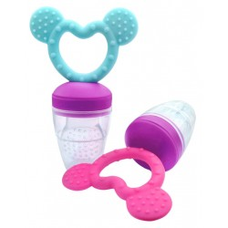 Haakaa Fresh Food Feeder and Teether - Heart