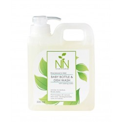 Nature to Nurture Baby Bottle & Dishwash - 1000ml