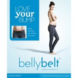 Belly Belt Wardrobe Extender Kit