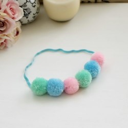 Celestina and Co. Wool Pompoms Headband