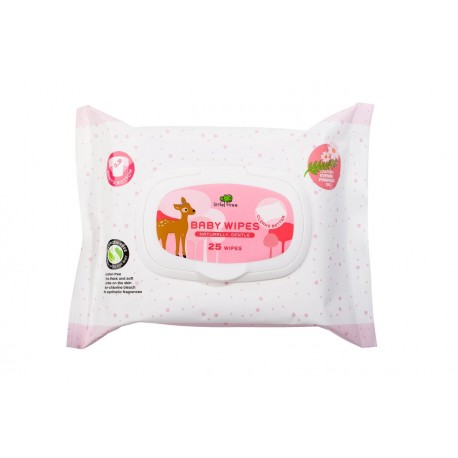 Little Tree Baby Wipes (For Nappy)