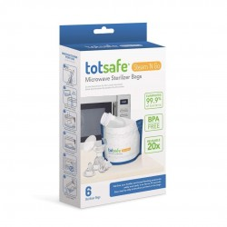 TotSafe Microwavable Sterilizer Bag
