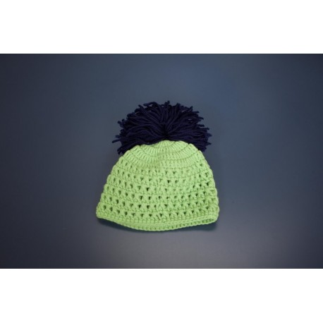 COTTON CANDY BEANIE - HULK