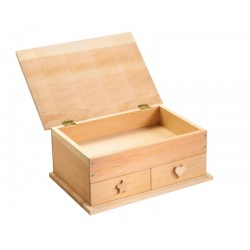 Red Tool Box Jewelry Case Kit