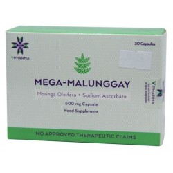 Mega-Malunggay 500mg Capsule Box of 30