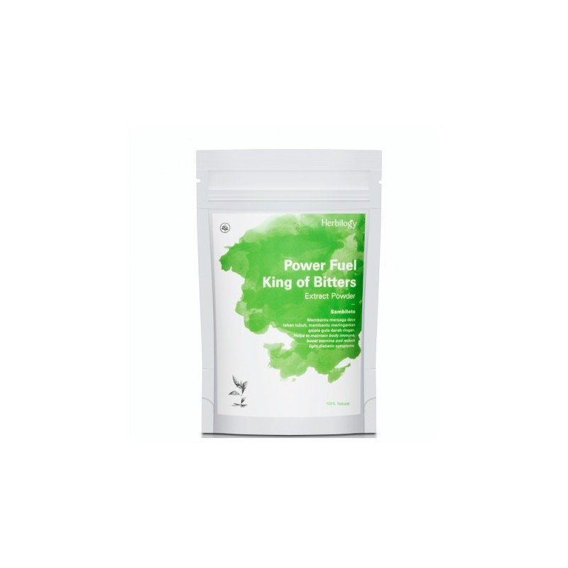 Herbilogy King of Bitters Extract Powder. Loading zoom
