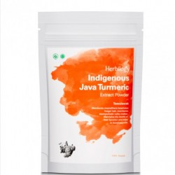 Herbilogy Java Turmeric Extract Powder