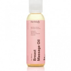 Herbilogy Breast Massage/All Natural Body Oil