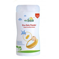 Tiny Buds Natural Rice Baby Powder