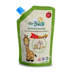 Tiny Buds Baby Bottle and Utensil Wash 200ml