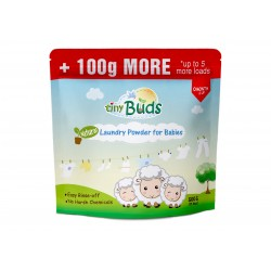Tiny Buds Natural Laundry Powder - 500g