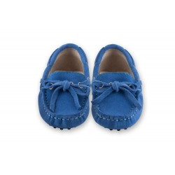 Oscar's Capri Blue Loafers