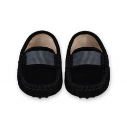Oscar's Milan Loafers - Black