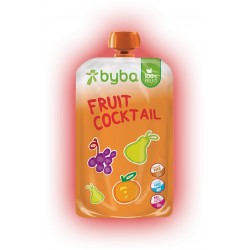 Byba Fruit Cocktail 120G