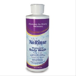 No Rinse Moisturizing Body Wash - 8oz.