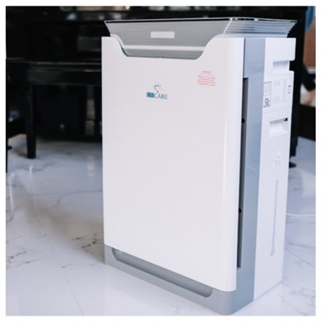 UV Care Super Air Cleaner: Air Purifier with Humidifier and UVC Lamp