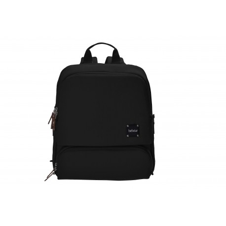 BeBear Bennett Diaper Backpack - Black