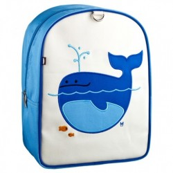 Beatrix Little Kid Backpack - Lucas Whale