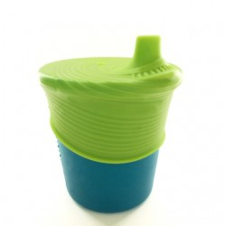 SILIKIDS SILISKIN SILICONE SIPPY CUP