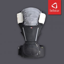 Bébéar aX Foldable Aluminum Hip Seat Carrier