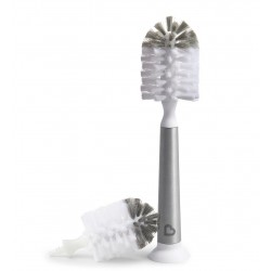 Munchkin Shine™ Stainless Steel Bottle Brush & Refill Brush Head