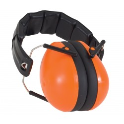 Banz Earmuffs for Kids - Orange
