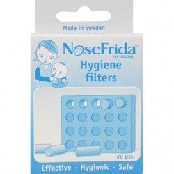 NOSEFRIDA HYGENIC FILTERS