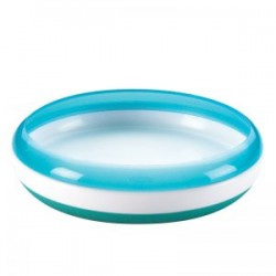 OXO TOT Training Plate with Removable Ring