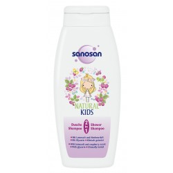 Sanosan 2in1 Shower & Shampoo Raspberry 250ml
