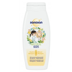Sanosan 2in1 Shower & Shampoo Banana 250ml