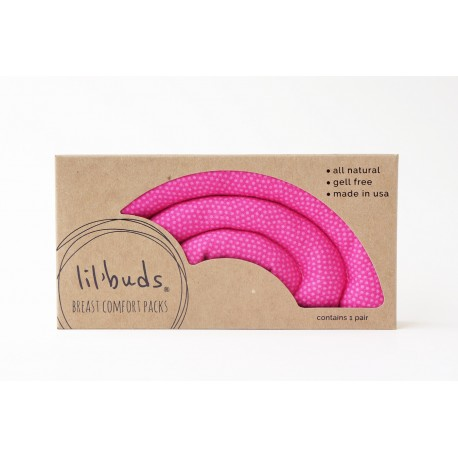 Lil'Buds Breast Comfort Packs