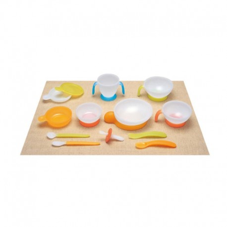 Combi Tableware Step-Up Set