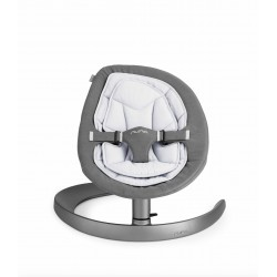 Nuna LEAF CURV Baby Bouncer - French Grey