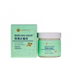 HERITAGE RHEUMA SALVE™ EXTRA STRENGTH PAIN RELIEF BALM