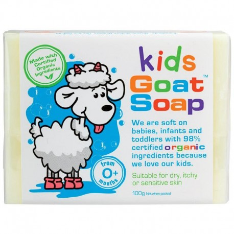 Goat Soap - Kids 100g