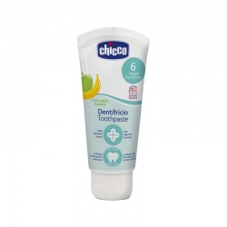 Chicco Apple-Banana Toothpaste 50ml 6m+