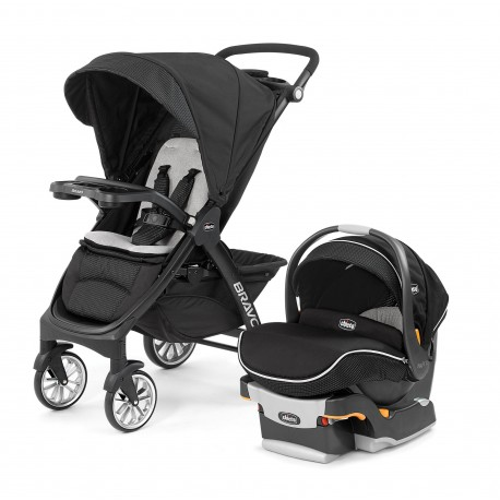 Chicco Bravo Travel System -Limited Edition Genesis