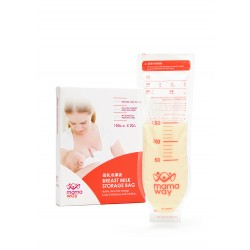 Mamaway Breast Milk Storage Bag - 150ml / 20s