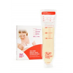 Mamaway Breast Milk Storage Bag - 250ml / 20s