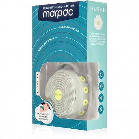 Marpac Hushhh Portable White Noise Sound Machine