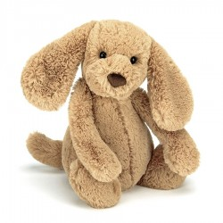 JELLYCAT BASHFUL TOFFEE PUPPY