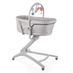CHICCO BABY HUG 4 IN 1 - GLACIAL (GREY)