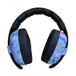 Banz Earmuffs for Babies - Butterfly