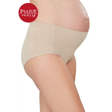 Mamaway High-rise Antibacterial Maternity Briefs (2 Pack)