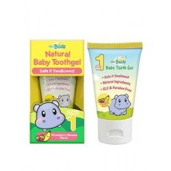 Tiny Buds Tiny Fangs Natural Teething Gel -Stage 1