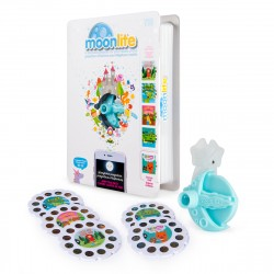 Moonlite Story Projector Gift Pack - Fairy Tales (5 Stories)