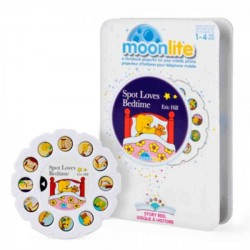 Moonlite Story Reel - Spot Loves Bedtime
